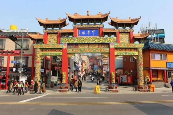 INCHEON'S CHINATOWN